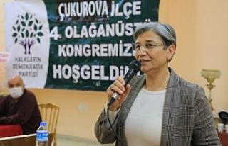 Leyla Güven: Kürtlerin mücadelesi iktidara dert...