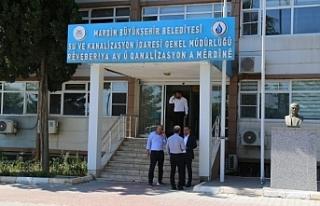 MARSU Genel Müdürü Dağdelen yolsuzluktan tutuklandı