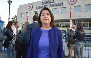 Pınar Gültekin'i katleden erkeklerin duruşmasında...