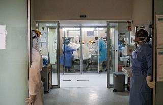 'Yoğun bakımlarda yer bulamayan Koronavirüs...