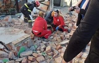 Hırvatistan'da 6.3 büyüklüğünde deprem