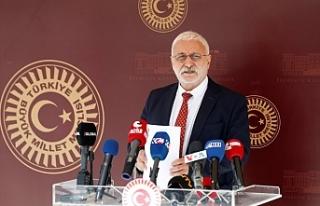 Saruhan Oluç: Operasyonlarla HDP'nin siyasi...