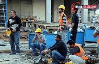 2020'de 2 bin 427 işçi yaşamını yitirdi