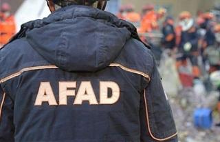 AFAD ekibi namaz molası verdi, 2 kardeş öldü