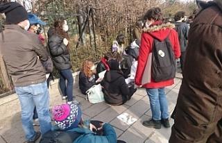 Ankara'da 'kayyım rektör' protestosu: Çok...