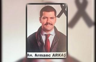 Avukat Armanç Arkaş cinayetinde 16 yıl 8 ay hapis