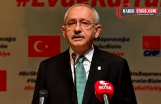 Kemal Kılıçdaroğlu: Sahtekarlığa prim veren...