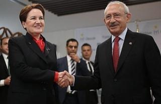 CHP ve İyi Parti'den ittifak açıklaması
