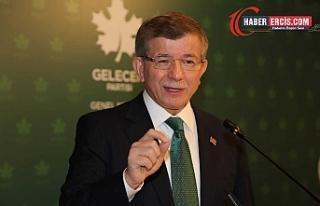 Davutoğlu: Erdoğan Bahçeli'nin onayı olmadan...