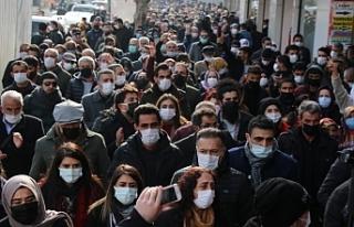 DBP Van İl Eşbaşkanlarına 'yürüyüş'...