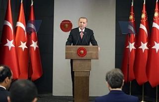 Erdoğan: Aşılama Perşembe veya Cuma başlayacak