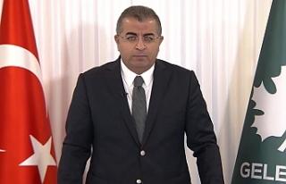 Gelecek Partisi Sözcüsü Özcan: Bunların derdi...