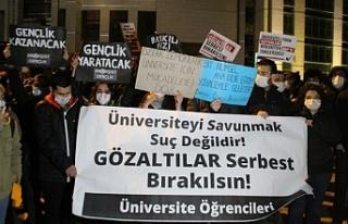 Gözaltına alınan öğrenciler: Tecavüzle tehdit...