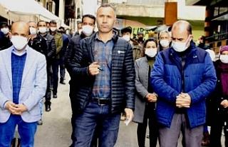 HDP Hakkari İl Örgütü: Amaç yolsuzluk gündemini...