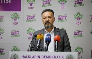 HDP'den Bahçeli'ye TCK maddeleriyle yanıt: Yargıyı...