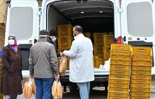 İBB'nin mobil büfeler ile ekmek satışı yasaklandı