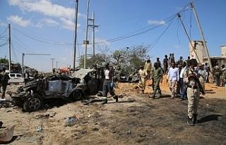 Somali'de Türkiyeli firmaya ait şantiyeye saldırı:...