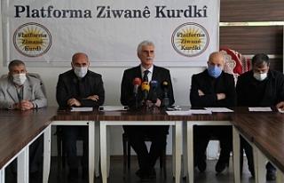 TDK'den Kürt Dil Platformu'na yanıt: Türkçe-Kürtçe...
