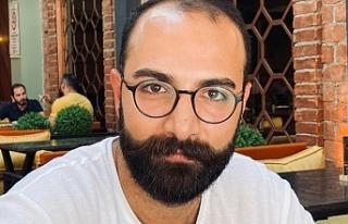 Van'da gazeteci Ruşen Takva'ya haber takibi...