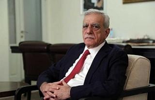 Ahmet Türk: Kürtleri dışlayanlar Türkiye'ye...