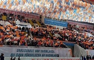 AKP kongreleri devam ediyor: İzmir'de de tedbirler...