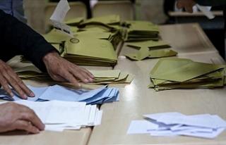 Aksoy Araştırma'ya göre partilerin son oy oranları...