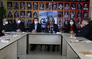 Sancar: Zulme karşı adaleti savunacak ittifakı...