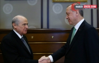 'Bahçeli'nin HDP'ye yönelik adım atılması...