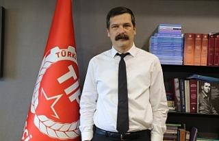 Baş: Anayasayı ayaklar altına alan AKP ile mi anayasayı...