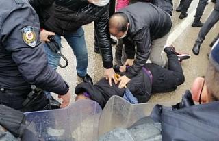 Bir çok kentte çok sayıda kişi gözaltına alındı