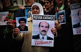 Cumartesi Anneleri gözaltında işkenceyle katledilen...
