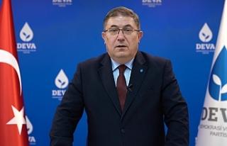 DEVA Partisi: Halkımızın yaşadığı ağır sıkıntılar...