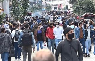 DİSK-AR: Türkiye salgın için yaptığı harcamalarda...