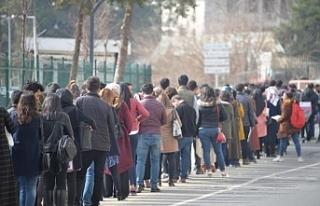 DİSK Raporu: Gerçek işsizlik yüzde 28,8, işsiz...
