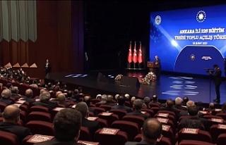 Erdoğan, Dünya'da aşılamayı en başarılı...