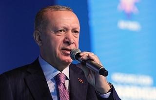 Erdoğan'dan Albayrak açıklaması