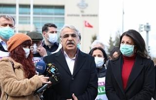 HDP Eş Genel Başkanları AYM'ye seslendi: Ayrımcı...