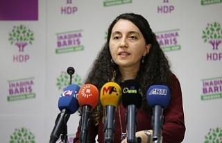 HDP 'Herkes İçin Adalet' talebiyle sokağa...