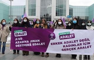 HDP Kadın Meclisi: Erkek adaleti kadınlar yargılayacak