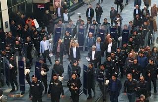 HDP: Karanlık yoldan vazgeçin