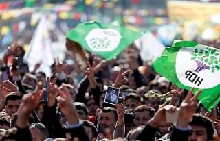HDP'nin kapatılmasını gündeminden düşürmeyen...