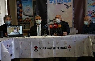 İnsan hakları savunucuları: Gergerlioğlu'yla...