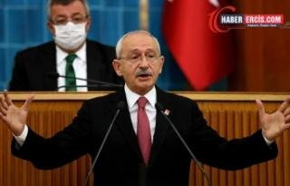 Kılıçdaroğlu: Garê'nin sorumlusu Erdoğan'dır,...