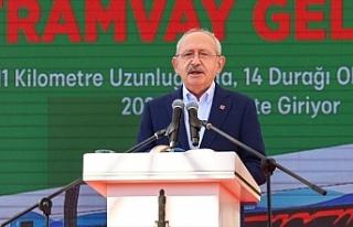 Kılıçdaroğlu: Dostlarımızla birlikte iktidara...
