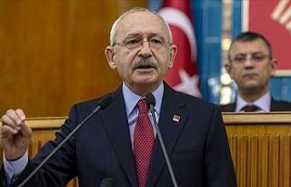 Kılıçdaroğlu'dan Erdoğan'a: 13 kişi için...