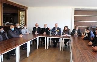 Kürtçenin resmi dil ve eğitim dili olması için...