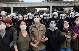 Öğrenciler: Boğaziçi direnişi sadece bir başlangıç