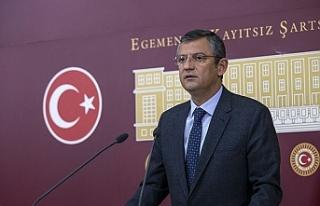 Özel'den Erdoğan'a Garé tepkisi