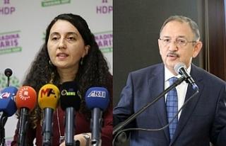 Özhaseki'nin 'HDP'nin oylarının Allah...