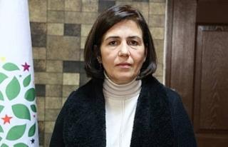 Sur Belediyesi Eşbaşkanı Buluttekin'e hapis cezası